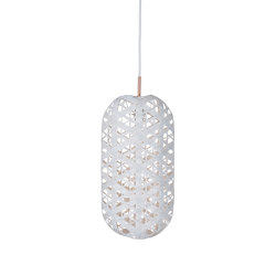 Capsule   Pendant Lamp   M White   Suspended lights   Forestier