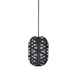 Capsule | Pendant Lamp | S Black | Lampade sospensione | Forestier