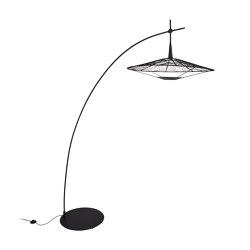 Carpa | Floor Lamp | Black | Standleuchten | Forestier