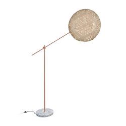 Chanpen | Floor Lamp | L Copper/Natural | Free-standing lights | Forestier