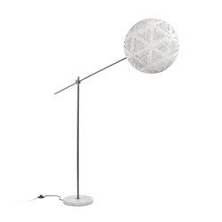 Chanpen | Floor Lamp | L Metal/White | Free-standing lights | Forestier