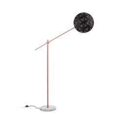 Chanpen | Floor Lamp | M Copper/Black | Free-standing lights | Forestier