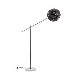 Chanpen | Floor Lamp | M Metal/Black | Free-standing lights | Forestier