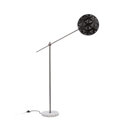 Chanpen | Floor Lamp | M Metal/Black | Standleuchten | Forestier