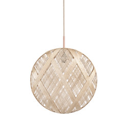 Chanpen | Pendant Lamp | L Natural | Suspended lights | Forestier