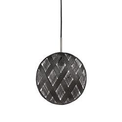 Chanpen | Pendant Lamp | M Black | Suspended lights | Forestier