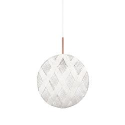 Chanpen | Pendant Lamp | M White | Suspended lights | Forestier