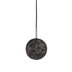 Chanpen | Pendant Lamp | XS Black | Suspended lights | Forestier