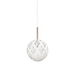 Chanpen | Pendant Lamp | XS White | Suspended lights | Forestier