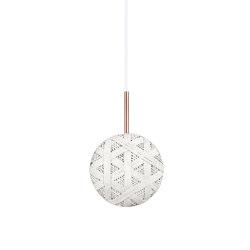 Chanpen   Pendant Lamp   XS White   Suspended lights   Forestier