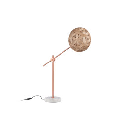 Chanpen | Table Lamp | M Copper/Natural | Table lights | Forestier