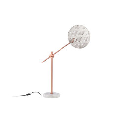 Chanpen   Table Lamp   M Copper/White   Table lights   Forestier