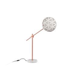 Chanpen | Table Lamp | M Copper/White | Table lights | Forestier