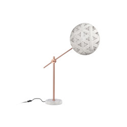 Chanpen | Table Lamp | M Copper/White | Table lights | Forestier