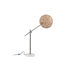 Chanpen   Table Lamp   M Metal/Natural   Table lights   Forestier