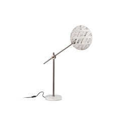 Chanpen   Table Lamp   M Metal/White   Table lights   Forestier