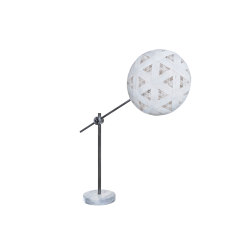 Chanpen | Table Lamp | M Metal/White | Table lights | Forestier