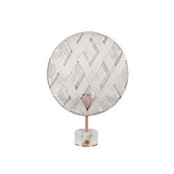 Chanpen | Table Lamp | S Copper/White | Table lights | Forestier