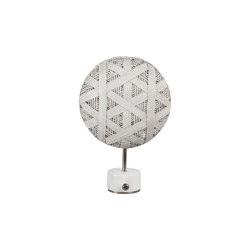 Chanpen | Table Lamp | S Metal/White | Table lights | Forestier