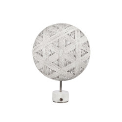 Chanpen   Table Lamp   S Metal/White   Table lights   Forestier