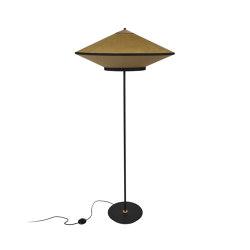 Cymbal | Floor Lamp | Bronze | Standleuchten | Forestier