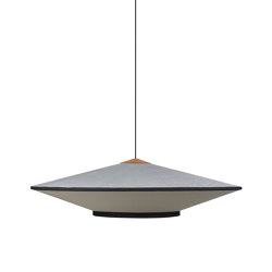 Cymbal | Pendant Lamp | L Atlantic | Suspended lights | Forestier