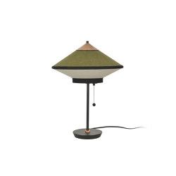 Cymbal | Table Lamp | Evergreen | Tischleuchten | Forestier