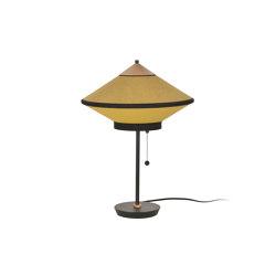 Cymbal | Table Lamp | Oro | Tischleuchten | Forestier