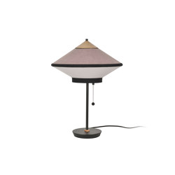 Cymbal | Table Lamp | Powder Pink | Tischleuchten | Forestier