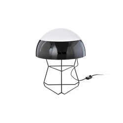 Dom | Table Lamp | L Black | Tischleuchten | Forestier