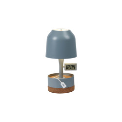 HODGE PODGE | LAMPE | S gris | Luminaires de table | Forestier