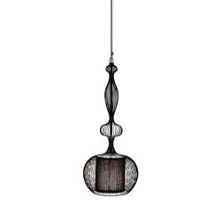 Imperatrice | Pendant Lamp | Black | Suspended lights | Forestier