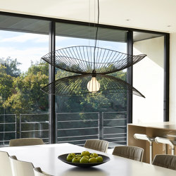 Libellule | Pendant Lamp | L Black | Lámparas de suspensión | Forestier