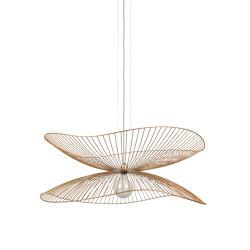 Libellule | Pendant Lamp | L Champagne | Suspended lights | Forestier