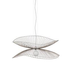 Libellule | Pendant Lamp | L Metallic Taupe | Suspended lights | Forestier