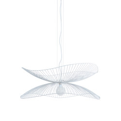 Libellule | Pendant Lamp | L White | Suspended lights | Forestier