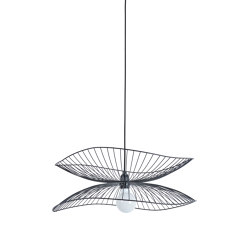 Libellule | Pendant Lamp | S Black | Suspended lights | Forestier