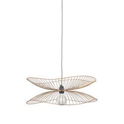 Libellule | Pendant Lamp | S Champagne | Lámparas de suspensión | Forestier