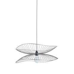 Libellule | Pendant Lamp | S Metallic Taupe | Lámparas de suspensión | Forestier