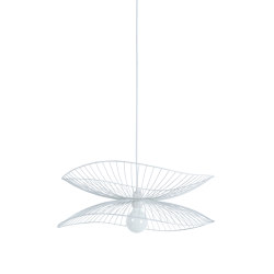 Libellule | Pendant Lamp | S White | Lámparas de suspensión | Forestier