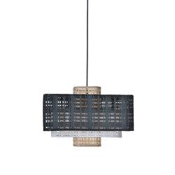 Matrix | Pendant Lamp | Natural/White/Black | Lámparas de suspensión | Forestier