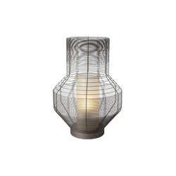 Mesh | Table Lamp | L Grey | Table lights | Forestier