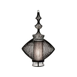 Opium | Table Lamp | Black | Table lights | Forestier