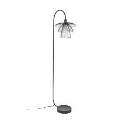 Papillon | Floor Lamp | XS Black | Free-standing lights | Forestier