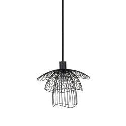Papillon | Pendant Lamp | XS Black | Suspended lights | Forestier