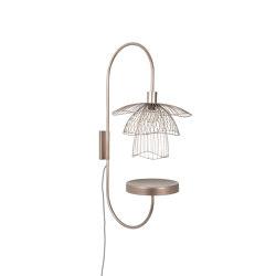Papillon | Wall Lamp | XS Pink Copper | Wall lights | Forestier