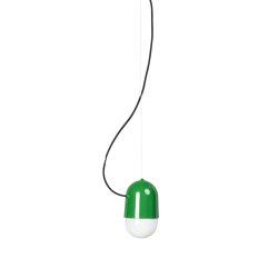 Pleins Phares | Pendant Lamp | S Green | Lámparas de suspensión | Forestier
