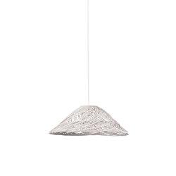 Satelise | Pendant Lamp | S White | Suspended lights | Forestier