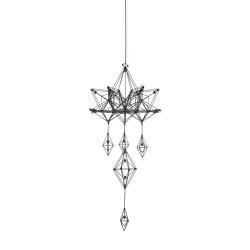 Talisman | Pendant Lamp | L Black | Pendelleuchten | Forestier