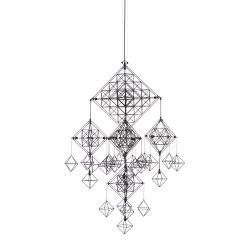 Talisman | Pendant Lamp | XL Black | Lámparas de suspensión | Forestier